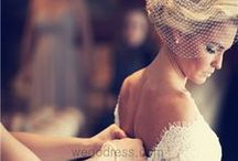 Bridal Lookbook / by Brittany Spencer
