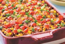 Casseroles & Pot Pies / Recipes for one dish / by Lisa Giamette