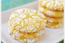 Cookies, Bars, & Brownies / by Lisa Giamette