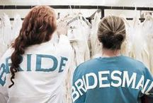 Bridesmaids/Groomsmen / by Brittany Spencer