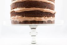 Desserts-Cakes,Frostings,Mousse
