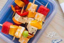 Kid-Approved Snacks & Drinks / by Lisa Giamette