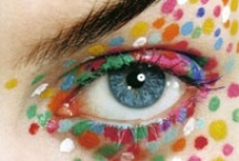 Here's Lookin' At You, Kid! / Peep these creative ideas for shadow, liner, lashes, and other embellishments for the eyes!