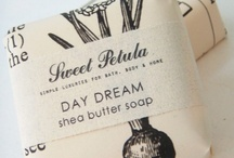 Soaps & Body Stuff. / Wash up and smell good.