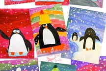 Winter Ideas / by Miss Kindergarten