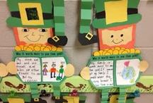 St. Patrick's Day / by Miss Kindergarten