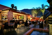 Palm Springs Favorites / We love Palm Springs. It's one of our favorite places to visit. These are some the restaurants, hotels, and places we recommend.