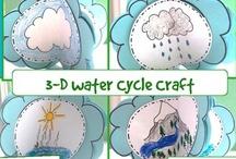 Classroom Activites- Science / by Miss Kindergarten
