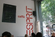 Favorite Restaurants Amsterdam / Favorite restaurants from Amsterdam.