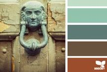Color Me Silly! / Color palettes that inspire me, make me happy and reflect many moods. / by J. Renee