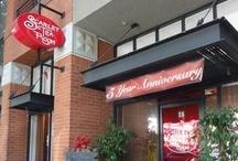 Favorite Restaurants Pasadena / Favorite restaurants from Pasadena, California.