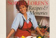 Celebrity Cookbooks / Cookbooks written by famous celebrities -- singers, actors, actresses.