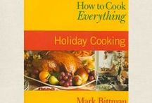 Holiday Cookbooks / Holiday inspired cookbooks from Valentine's Day to Christmas and Channukah ... and many of the holidays in between.