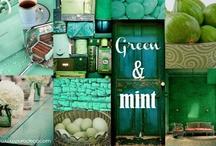 Green & Mint / by Live Haver Johansen