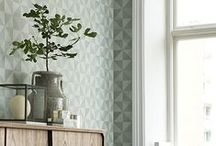 Wallpaper passion  / by Purodeco Feng Shui Interior Design
