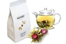 Newby's Tea Collection / We not only create the finest blend of coffee flavours, we also stock a wonderful collection of Newby teas. Browse through our dedicated board and discover more about these selected flavours.