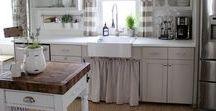 ⭐️ WOHNEN ⭐️ Küche / Kitchen.... So macht kochen Spass !