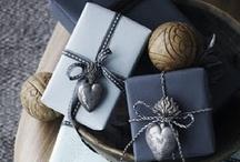 Grey Christmas  / Beautiful Grey Christmas inspiration!