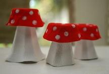 DIY Activités enfants avec objets de la cuisine