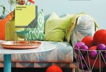 Color mix / by Purodeco Feng Shui Interior Design
