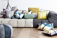 Textile design  / by Live Haver Johansen