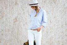 Outfits: Spring + Summer / by Maira Gall