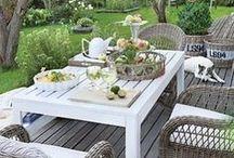⭐️ OUTDOOR ⭐️ Terassen / Wunderschöne Gartenterassen