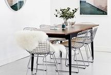 Home: Dining Room / by Maira Gall