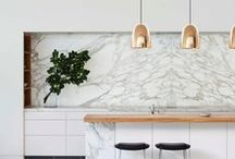Marble / Beautiful marble design and interior inspiration <3 / by Live Haver Johansen