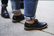 DENIM MEN / Denim inspiration for men www.thedenimdaily.com