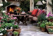 Outdoor living / Outdoor living inspiration #outdoor #outdorliving