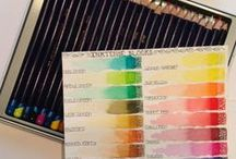 Intensely Inktense / only the best watercolor pencils out there...thanks Derwent