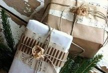 Great Gifts for Giving / handmade gifts are the best, they're made with love
