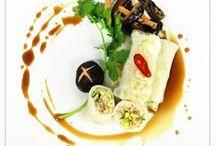 Vegetarian food / Vegan, healthy, food styling