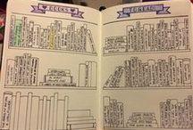 Sketchnotes and Bullet Journals