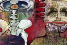 collage art / by Connie McDowell