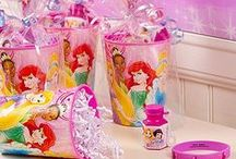 Disney Princess Party Ideas / Magical Disney Princess party ideas for your birthday royalty! Get inspiration for Disney Princess favors, party food, cake & cupcakes, princess dresses & bling, games & activities, and much more!