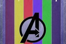 Avengers / by Natalia Sánchez Diana