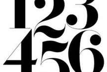 Typography / For the love of fonts and beautiful images.