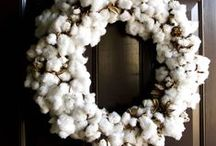 Wreaths / Wreaths for all occasions! Inspiration and even tutorials to make your own.
