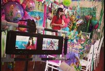 Behind the Scenes @PartyCity! / Yeah, we have a little bit of fun here ... !