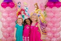 Girls Birthday Party Ideas / Cute and creative birthday party ideas for girls! / by Party City