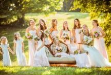 Bridal Party @ Mint Springs Farm / by Mint Springs Farm