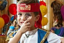 Jake and the Never Land Pirates Party Ideas / Yo ho, let's go! Take your crew on a birthday adventure with these Jake and the Never Land Pirates party ideas! Check out the board for a treasure trove of Jake and the Never Land Pirates decorations, party games, favors and cake ideas that'll shiver their timbers!  / by Party City