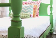 Great Furniture Revamps / Amazing furniture inspiration and fabulous makeovers! / by diy beautify