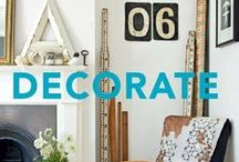Decor Books / by diy beautify