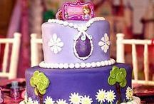 Sofia the First Party Ideas / Calling all princesses! Bring together your birthday girl's friends for an enchanted day of fun. Re-create the storybook world of Enchancia with Sofia the First decorations, adorable favors and activities fit for little princesses!  / by Party City