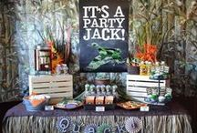 Your Party! / We <3 these fun and super creative party DIY's, food creations, favors, décor and more. Best of all, they're all by you! This is your party!