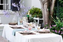 Entertaining in the Garden / Enjoy your garden - have a party and share it with friends! / by Fine Gardening Magazine