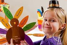 Kids Thanksgiving Class Party Ideas! / Click through for a cornucopia of Thanksgiving class party ideas! Load up on tons of crafting ideas, decorating tips, treats and more! / by Party City